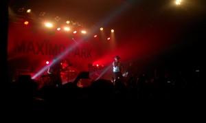 Maximo Park, 02 Academy Bristol, 16/3/14