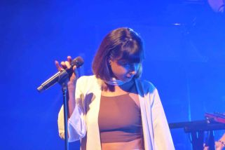 Foxes - No 023 X - Roundhouse - Fri March 4th 2016
