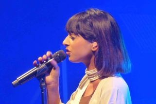 Foxes - No 025 X - Roundhouse - Fri March 4th 2016