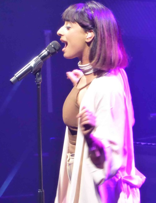 Foxes - No 040 X - Roundhouse - Fri March 4th 2016