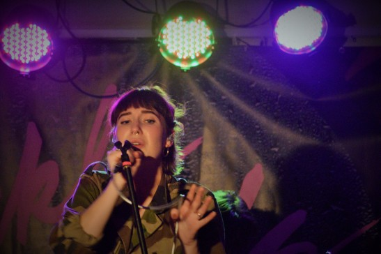 Fickle Friends, 26/11/16, Exeter (© Sync - musyncuk.com)