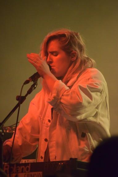 Shura - Bristol, 6/12/16 (© musyncuk.com)