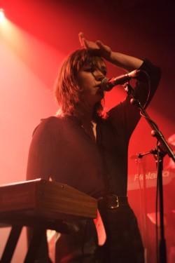 Rose Elinor Dougall, London, 13/2/17 (photo: Marin Allen)