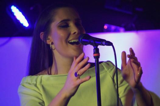 Alpines (Bristol, 20/2/17) © Sync Music Blog