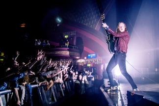 Two Door Cinema Club (Photography: Kitty Riddell)