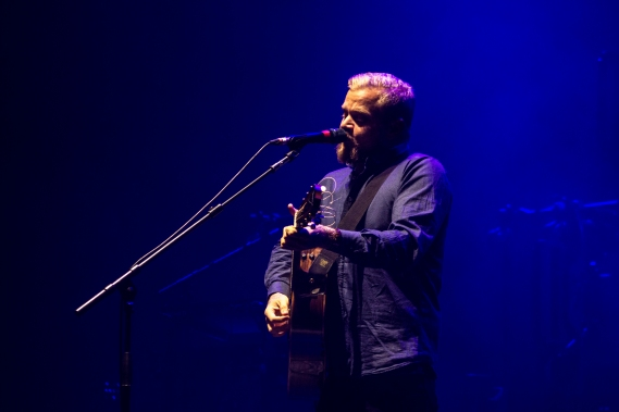Matt Gresham, o2 Apollo Manchester, 26/3/17 (photos: Becca Arnold)