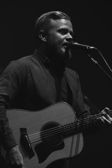 Matt Gresham, o2 Apollo Manchester, 26/3/17 (photos: Becca Arnold)