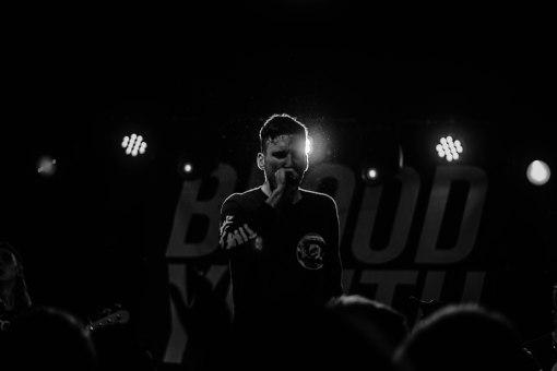 Blood Youth, London, 10/4/17 (photos: Jessica Piochon)