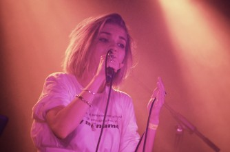 Tove Styrke, London, 12/6/17 (Photo: © Sync Music Blog)