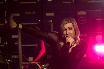Marianas Trench, Manchester, 9/5/17 (Photos: Becca Arnold)