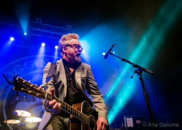 Flogging Molly, Birmingham, 28/6/17 (photo: Arta Gailuma)