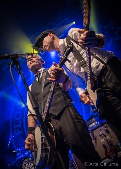 Flogging Molly, Birmingham, 28/6/17 (photo: Arta Gailuma)
