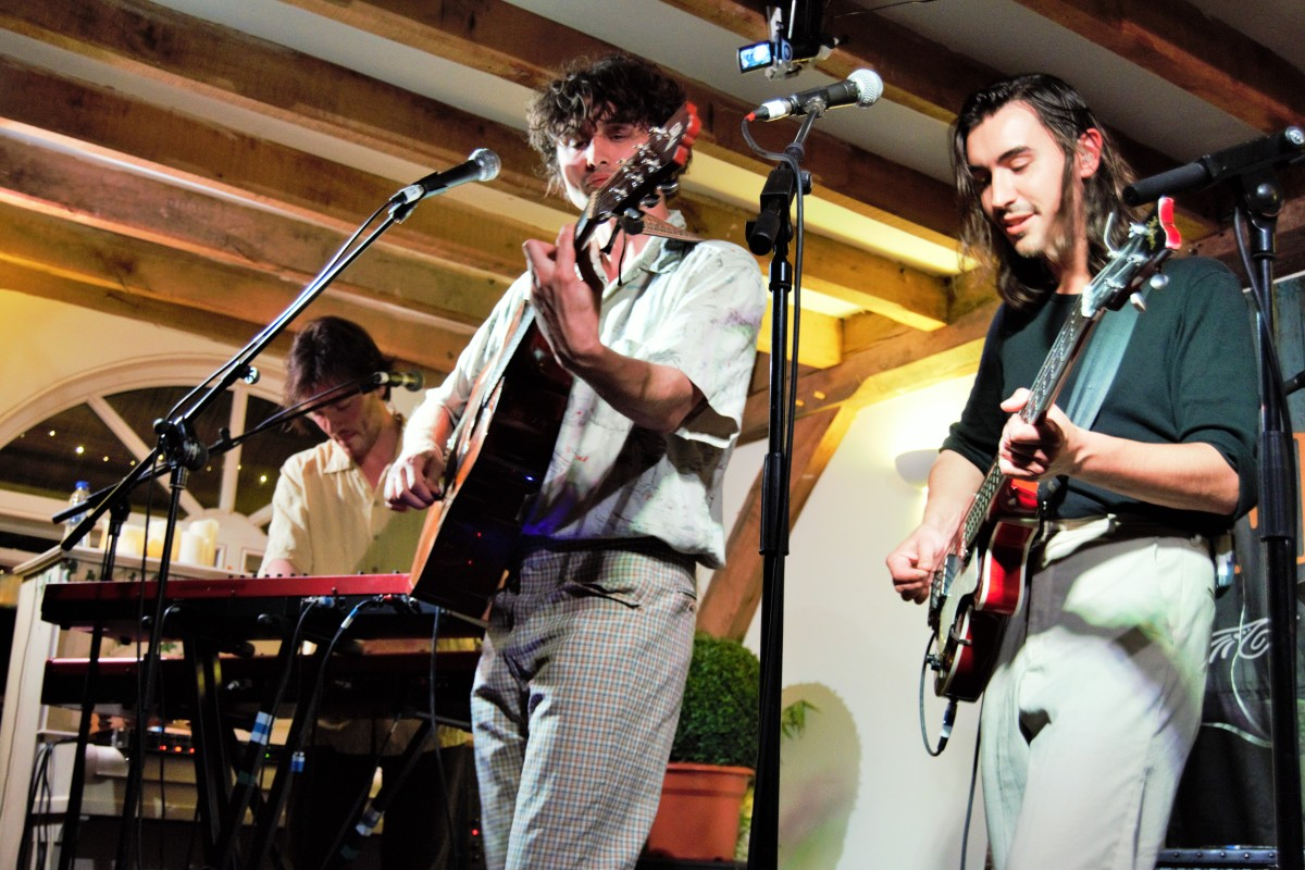 LIVE: Flyte, Sidmouth Fringe Sessions, Devon (9/8/17)