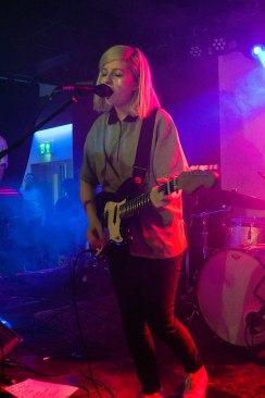 Alvvays, Southampton, 29/8/17 (photo: Phoebe Reeks)
