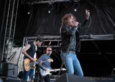 Pigeon Detectives (Photo: Arta Gailuma)