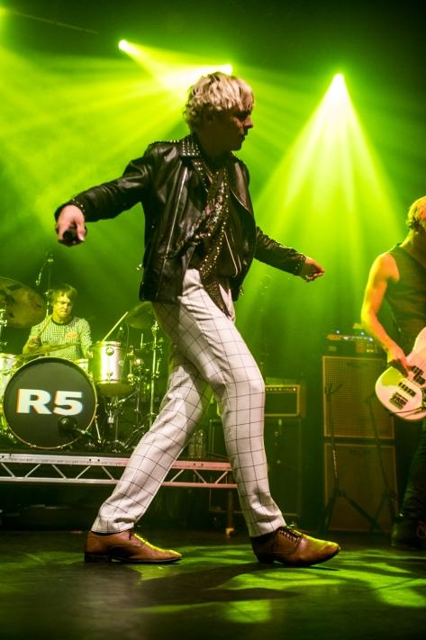 R5, Manchester, 20/9/17 (photo: Becca Arnold)