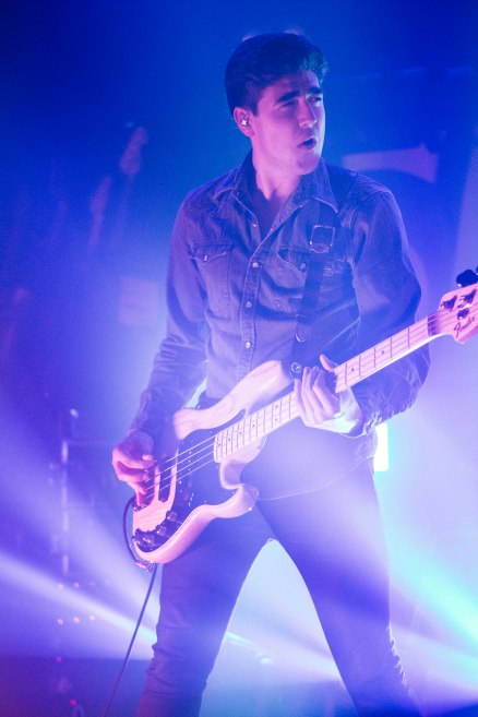 The Sherlocks, Southampton, 21/9/17 (photos: Phoebe Reeks)
