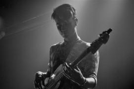 Tora, London, 9/10/17 (© Sync Music Blog)