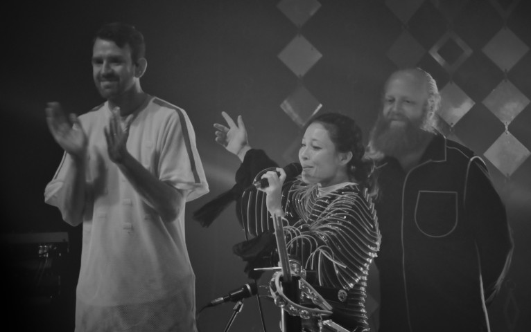 Little Dragon, Bristol, 30/10/17 (© Sync Music Blog)