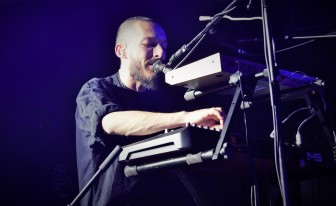 Federico Bruno, Exeter, 2/10/17 (photo © Sync Music Blog)