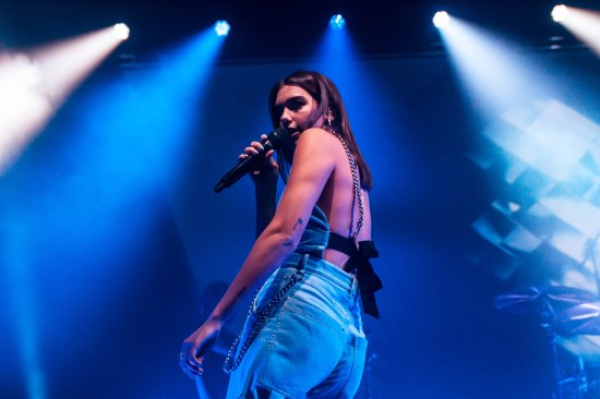 Dua Lipa, Bournemouth, 6/10/17 (photos: Becca Egerstrom)