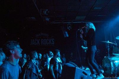 Sløtface, Southampton, 18/10/17 (photos: Phoebe Reeks)