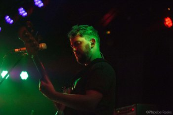 The Hoosiers, Bournemouth, 4/10/17 (photo: Phoebe Reeks)