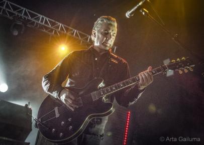 Black Rebel Motorcycle Club, Birmingham, 28/10/17 (photos: Arta Gailuma)