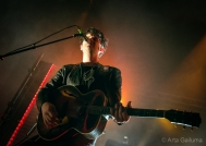 Black Rebel Motorcycle Club, Birmingham, 28/10/17 (photos: Arta Gailuma)
