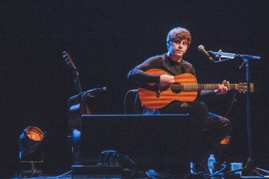 Jake Bugg, Cardiff, 5/11/17 (photo: Becca Egerstrom)
