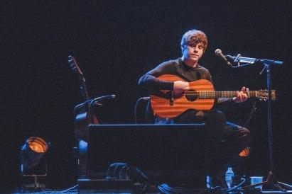 Jake Bugg, Cardiff, 5/11/17 (photo: Becca Egerstrom)