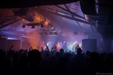 JAWS, Southampton, 18/11/17 (photos: Phoebe Reeks)