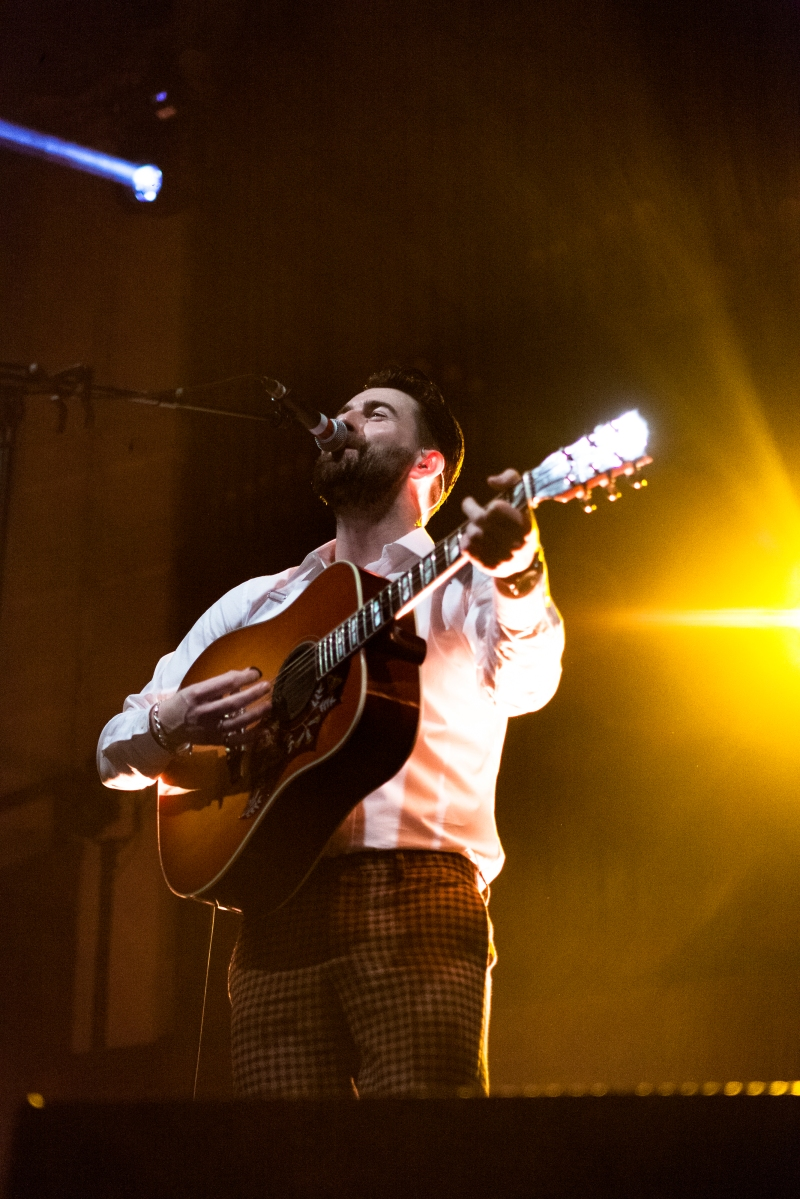 GALLERY: Liam Fray / Carnival Club, Albert Hall, Manchester (3/11/17)