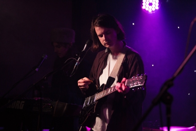 Spinning Coin, Southampton, 31/10/17 (photos: Ant Penny)