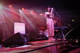 Sonia Stein, London, 30/11/17 (photo: Martin Allen)