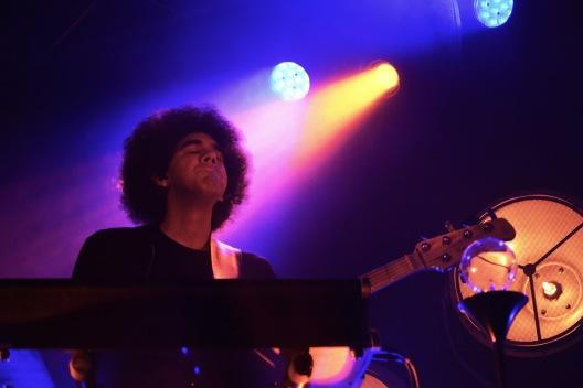 Tom Walker, London, 29/11/17 (photo: Becca Cribb)