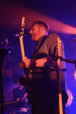Tom Walker, London, 29/11/17 (photo: Becca Cribb)