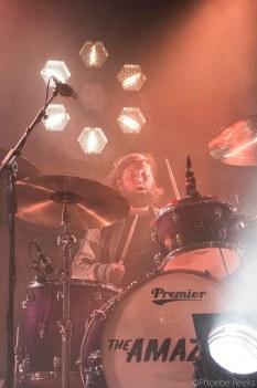 The Amazons, Portsmouth, 9/2/18 (photo: Phoebe Reeks)
