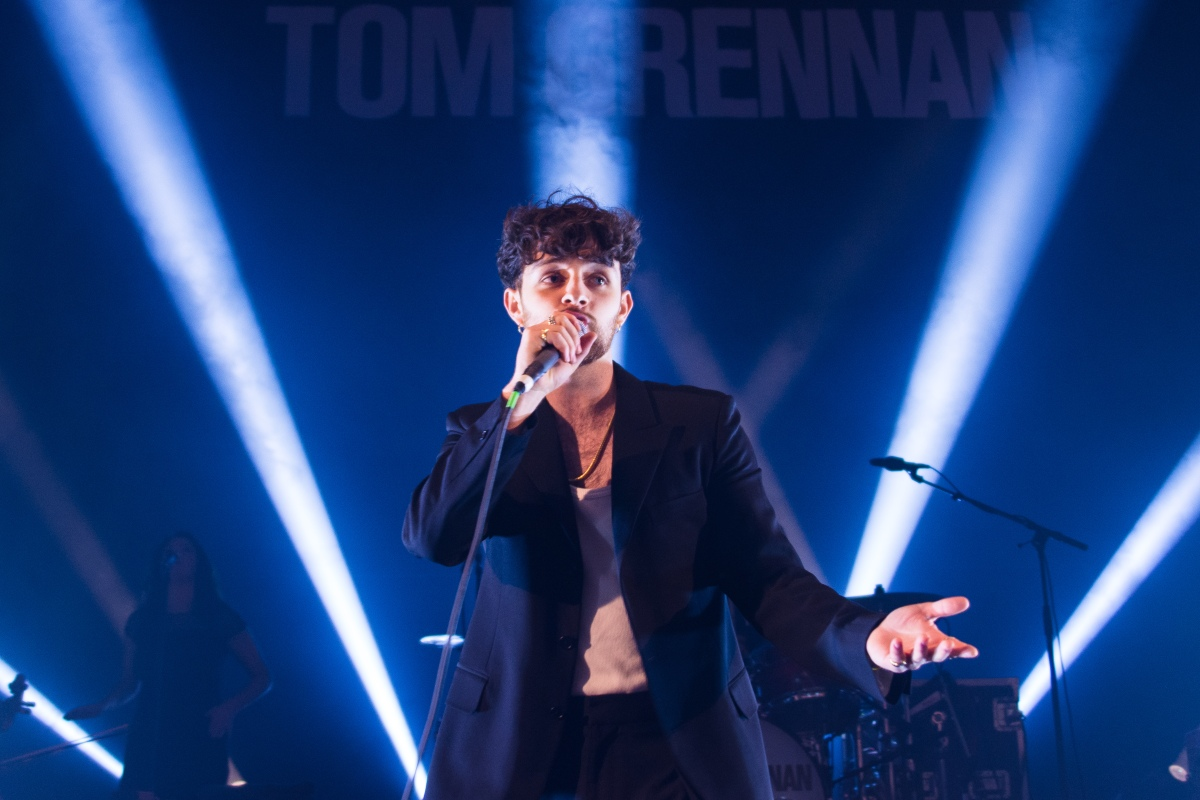 GALLERY: Tom Grennan, o2 Shepherd's Bush Empire, London (20/3/18)