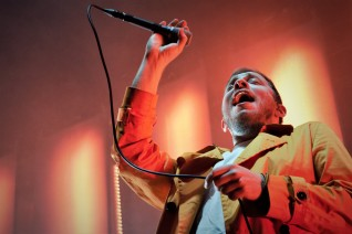 Everything Everything, Bristol, 5/3/18 (photo: Martin Allen for Sync)