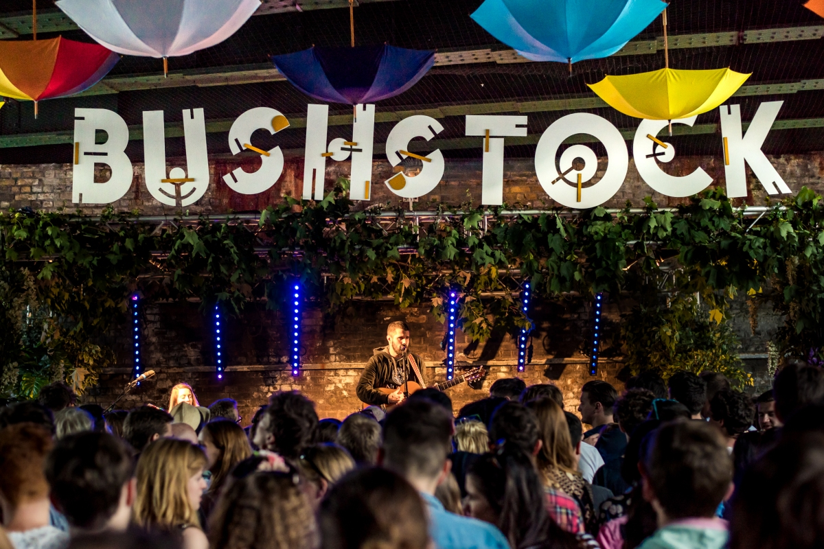 PREVIEW: Bushstock, London, 23/6/18