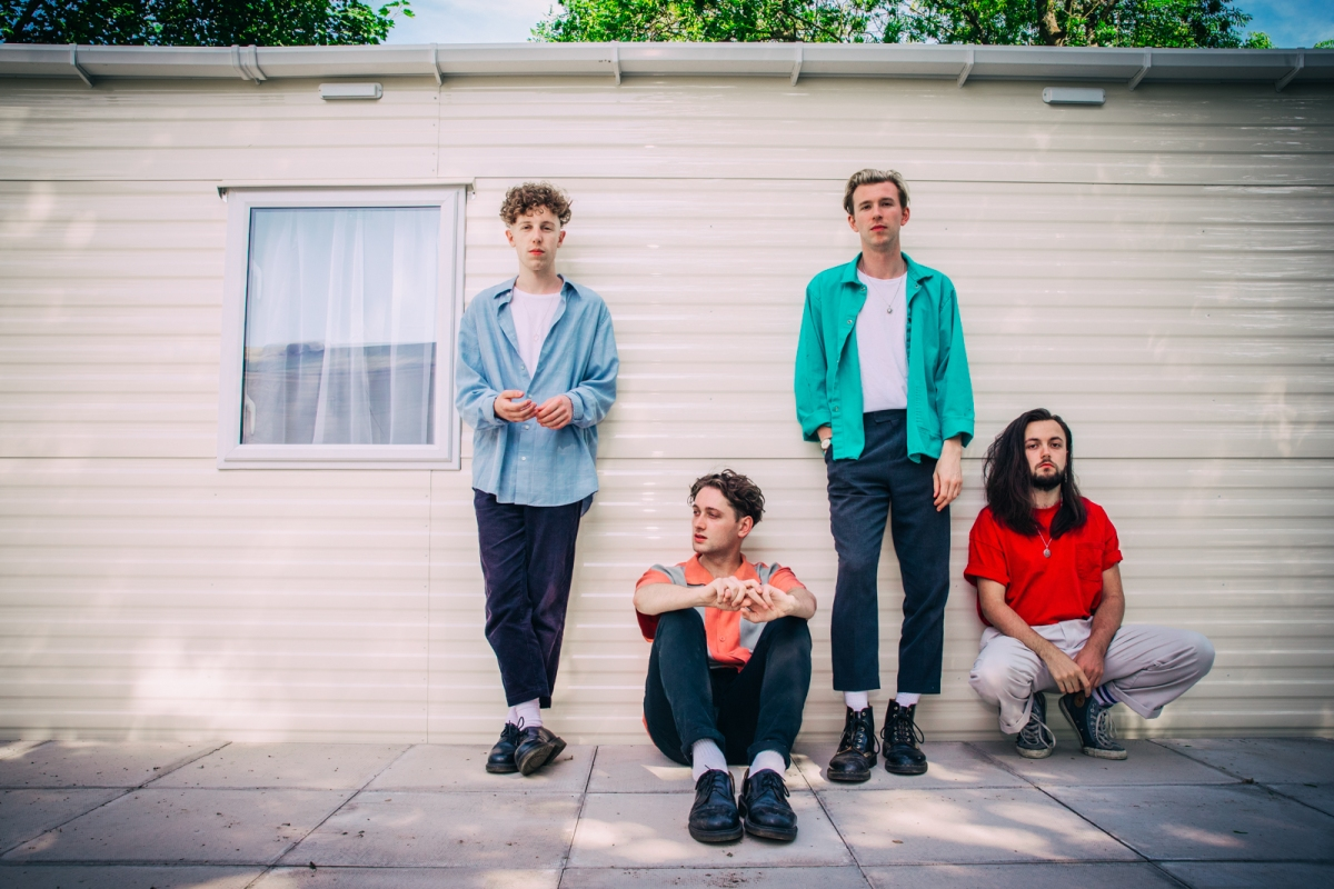 TRACK OF THE WEEK: Marsicans - Pop-Ups (Sunny at the Weekend)