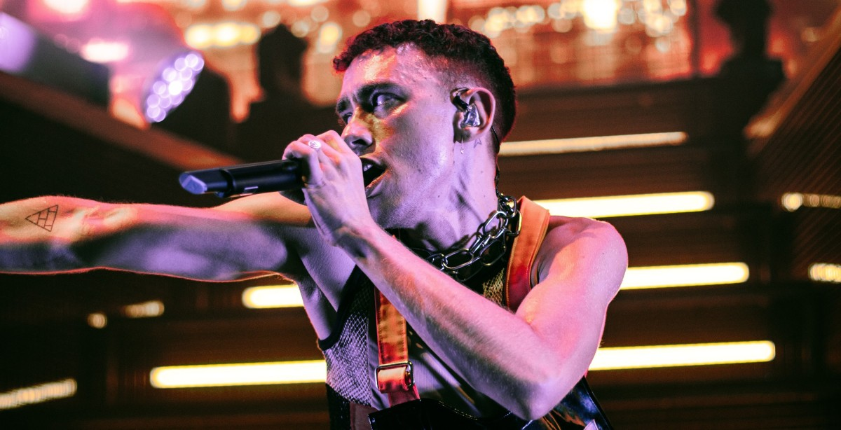 GALLERY: Years & Years, Roundhouse, London (10/7/18)