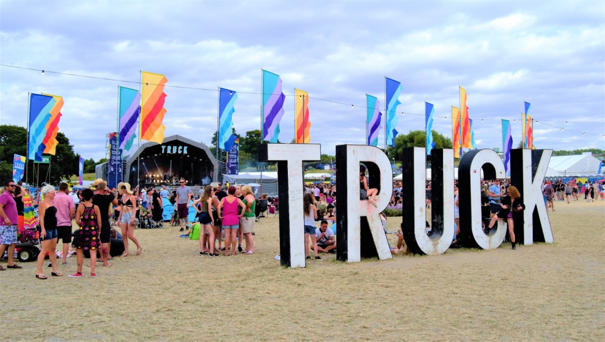 LIVE REVIEW: Truck Festival, Oxfordshire (20-22 July)