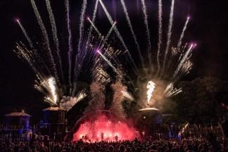 Bastille, Neverworld 2018 (photo © Linda Brindley)