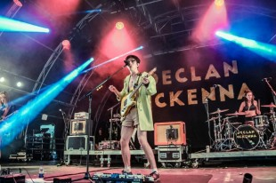 Declan McKenna, Neverworld 2018 (photo © Linda Brindley)