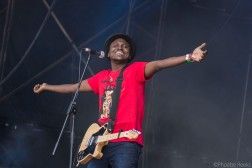 Songhoy Blues, Bestival 2018, Dorset (photo © Phoebe Reeks for Sync)