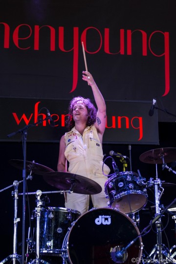 Whenyoung, Bestival 2018, Dorset (photo © Phoebe Reeks for Sync)