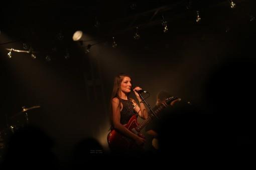 Catherine McGrath, Portsmouth, 14/9/18 (photo © Tony Palmer)