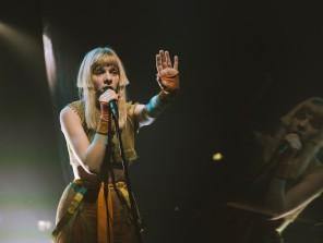 Aurora, London, 11/10/18 (photo © Katrine Jung for Sync)